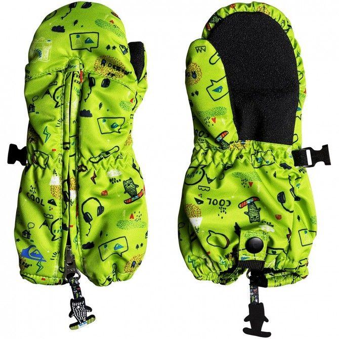 Moufles snowboard Quiksilver Indie Baby