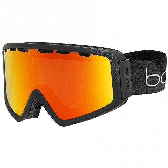 Masque ski Bollé Z5 OTG noir