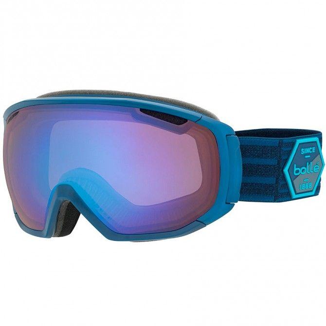 Masque ski Bollé Tsar bleu