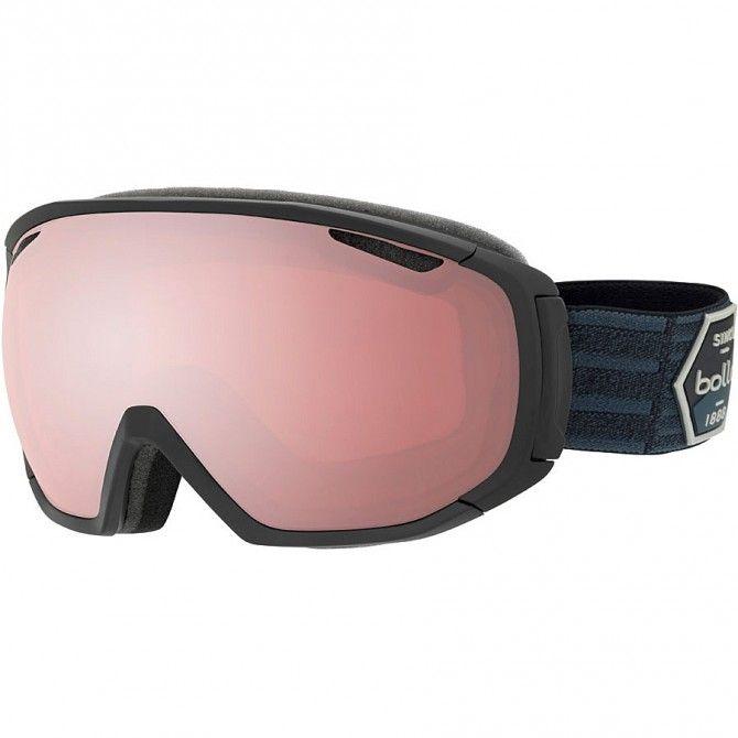 Ski goggle Bollé Tsar black-pink