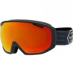 Masque ski Bollé Tsar noir-rouge