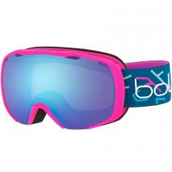 Máscara esquí Bollé Royal rosa