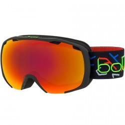 Máscara esquí Bollé Royal negro-verde