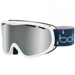 Máscara esquí Bollé Sierra blanco