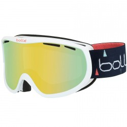 Masque ski Bollé Sierra blanc-blue