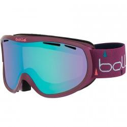 Ski goggle Bollé Sierra burgundy