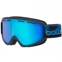 Máscara esquí Bollé Schuss navy