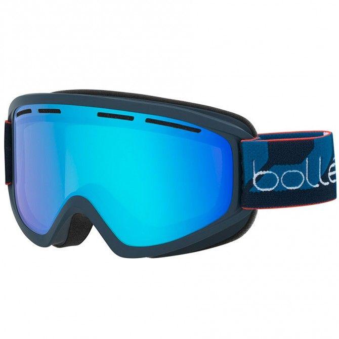 Masque ski Bollé Schuss navy