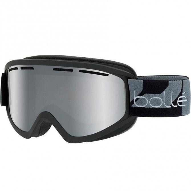 Máscara esquí Bollé Schuss negro
