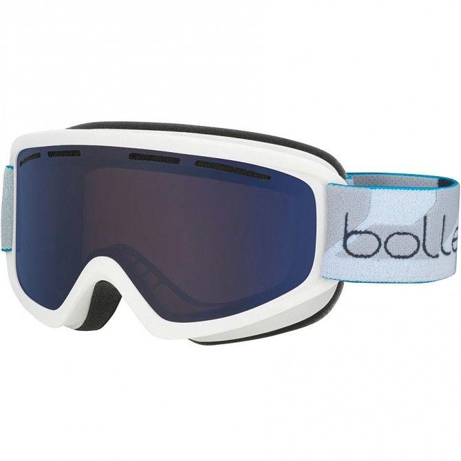 Ski goggle Bollé Schuss white