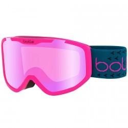 Máscara esquí Bollé Rocket Plus rosa