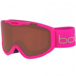 Máscara esquí Bollé Rocket rosa-bronce