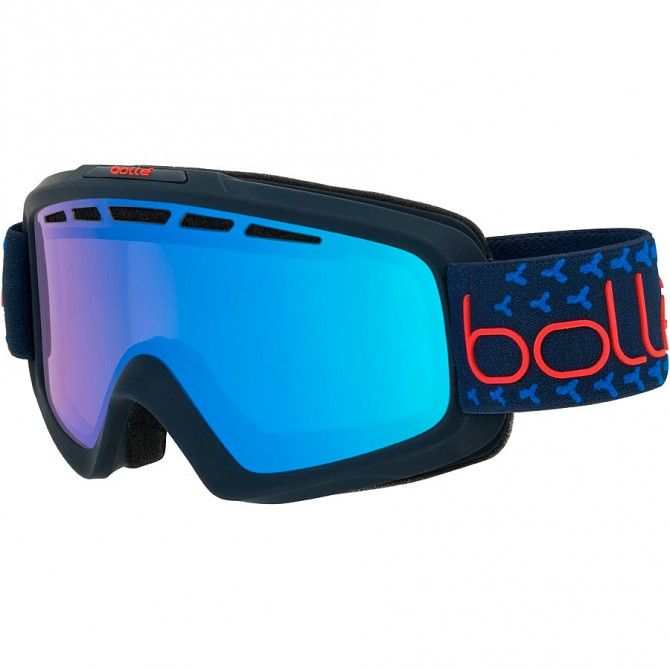 Ski goggle Bollé Nova II navy
