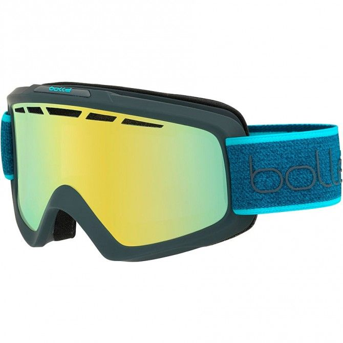 Máscara esquí Bollé Nova II gris
