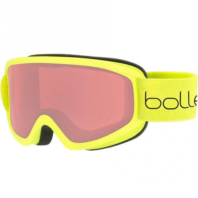 Máscara esquí Bollé Freeze lime