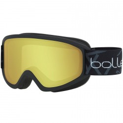 Masque ski Bollé Freeze noir-jaune