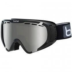 Masque ski Bollé Explorer OTG noir-argent