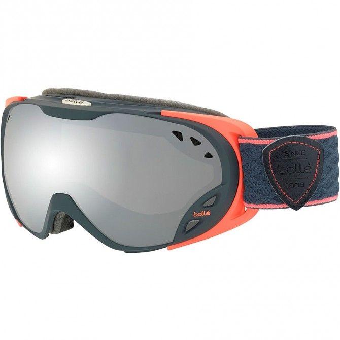 Máscara esquí Bollé Duchess gris