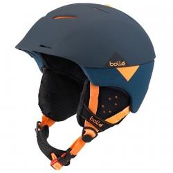 Casco Sci Bollè Synergy soft navy-arancio