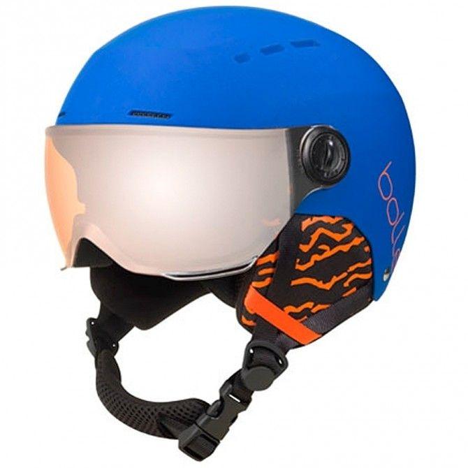 Casque ski Bollé Quiz Visor