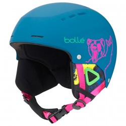 Casco sci Bollé Quiz navy
