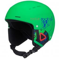 Ski helmet Bollé Quiz green