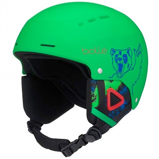 Casque ski Bollé Quiz vert