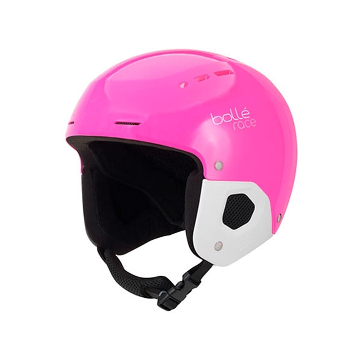 Casco sci Bollé Quickster (Colore: rosa-bianco, Taglia: 52/55)