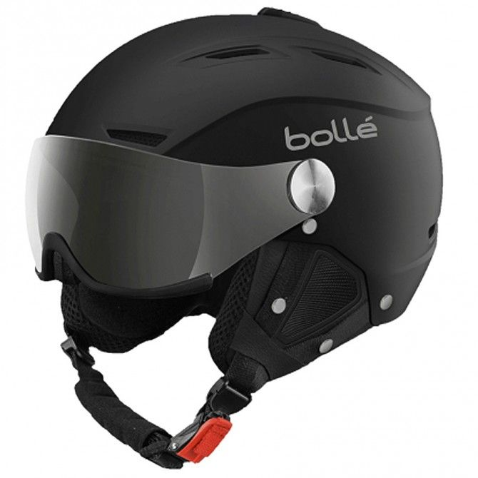 Casque ski Bollé Backline Visor noir
