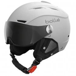 Ski helmet Bollé Backline Visor white