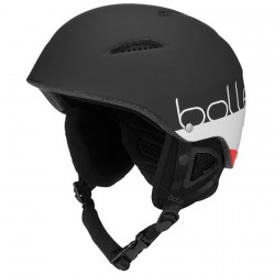 Casco Sci Bollè B-Style nero-bianco