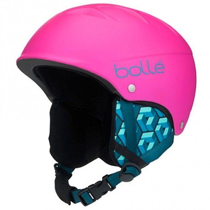 Casco esquí Bollé B-Free rosa
