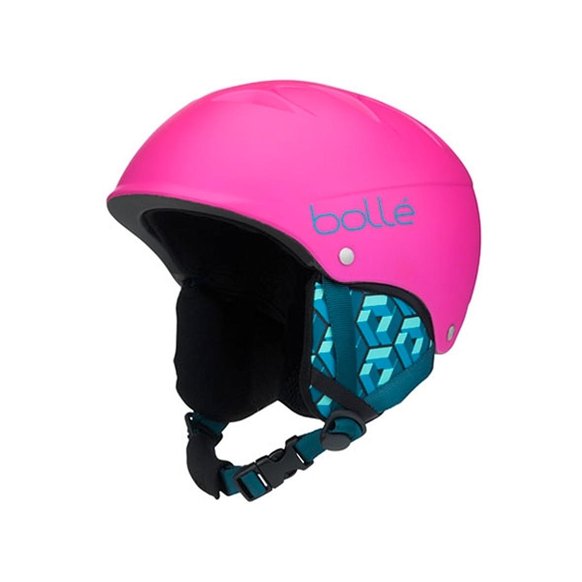 Casco Sci Bolle B-Free (Colore: SOFT NEON PINK, Taglia: 53/5)