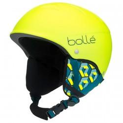 Ski helmet Bollé B-Free yellow
