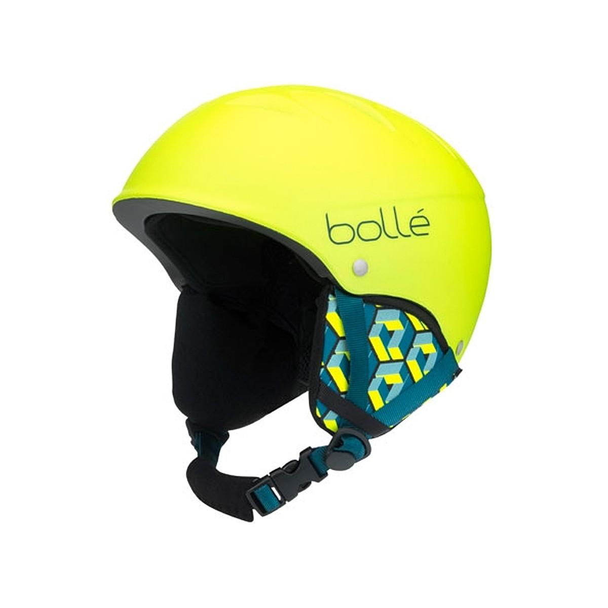 Casco sci Bollé B-Free giallo (Colore: giallo neon, Taglia: 53/57)