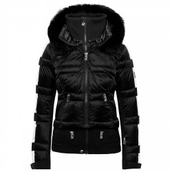 Ski jacket Toni Sailer Virginie Fur Woman