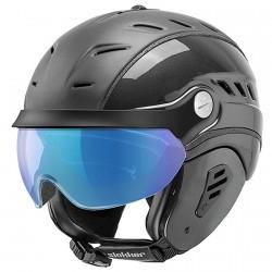 Ski helmet Slokker Bakka Visor carbon-black