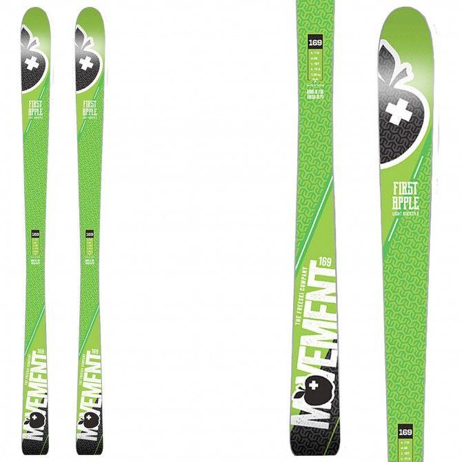 Ski alpinisme Movement First Apple Femme