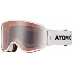 Maschera sci Atomic Revent L FDL bianco