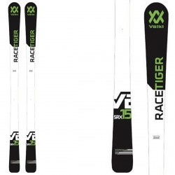 Ski Volkl Racetiger SRX + bindings VMotion 11