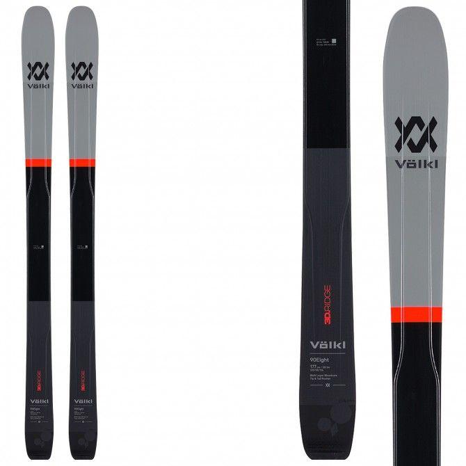 Esquí Volkl 90 Eight