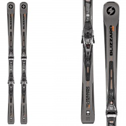 Ski Blizzard Quattro Rs + fixations X Cell 12 Demo