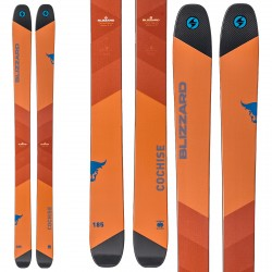 Ski Blizzard Cochise