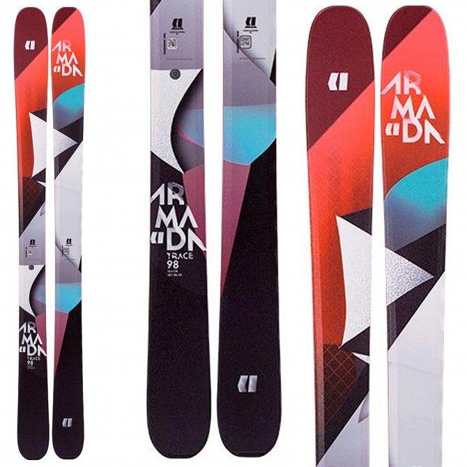 Freeride ski Armada Trace 98