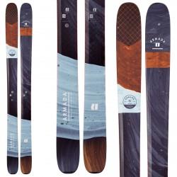Freeride ski Armada Tracer 108
