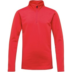 First layer Rossignol Warm Stretch 1/2 Zip Boy
