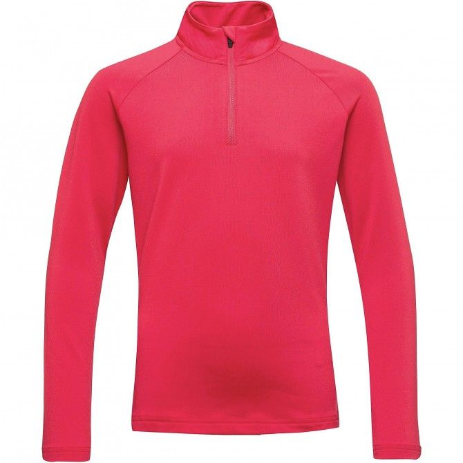 Sottotuta Rossignol Warm Stretch 1/2 Zip Bambina