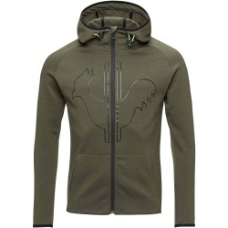 Sweat-shirt Rossignol Lifetech Zipped Hoody Homme