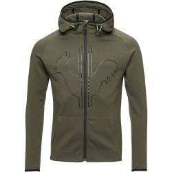 Sweat-shirt Rossignol Lifetech Zipped Hoody Homme