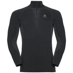 Jersey interior Odlo Performance Warm 1/2 zip